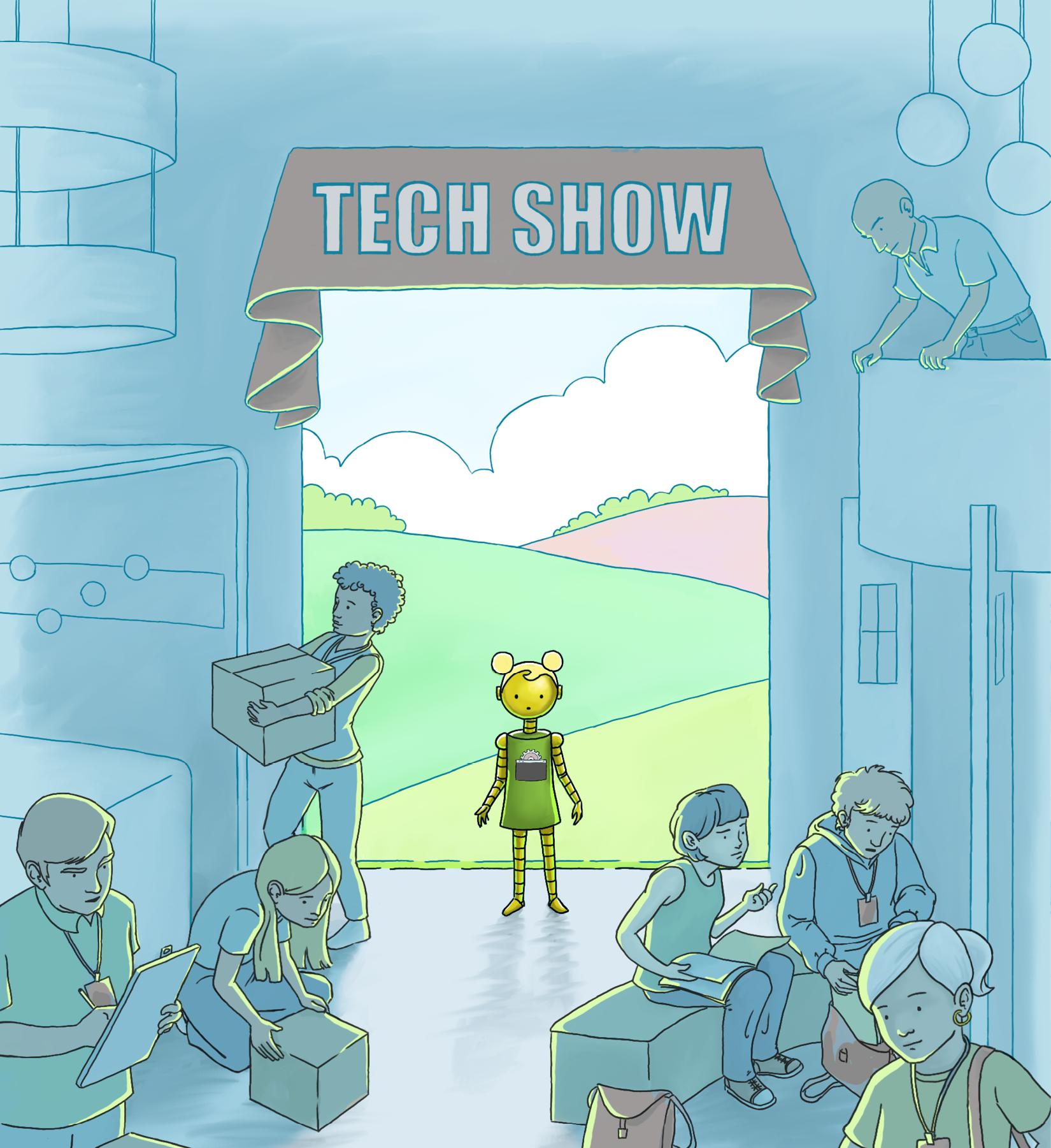 goldilocks-avi-tech-show