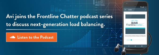 Frontline Chatter podcast series